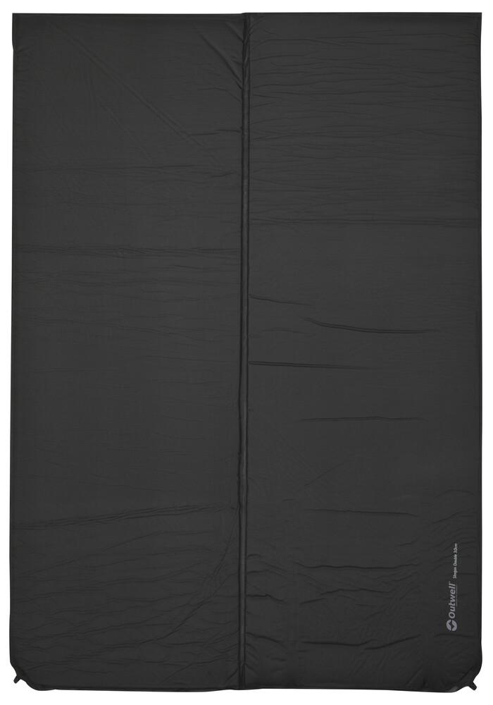 outwell sleepin tapis de sol autogonflant noir